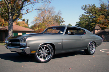 1970 Chevelle with RobbMc PowerSurge Fuel System
